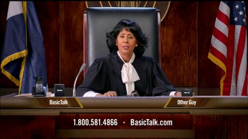 BasicTalk TV Spot, 'Judge' - Thumbnail 6