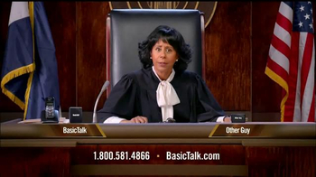 BasicTalk TV Spot, 'Judge' - Thumbnail 7