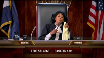 BasicTalk TV Spot, 'Judge' - Thumbnail 9
