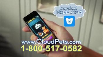 Cloud Pets Teddy Bear TV Spot - Thumbnail 8