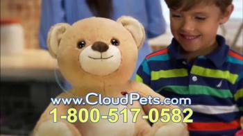 Cloud Pets Teddy Bear TV Spot - Thumbnail 4