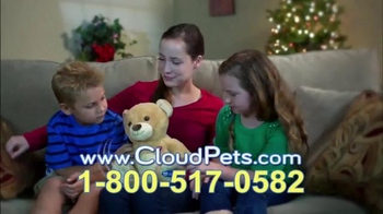 Cloud Pets Teddy Bear TV Spot - Thumbnail 5