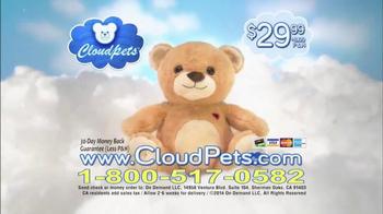 Cloud Pets Teddy Bear TV Spot - Thumbnail 7