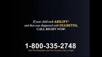 Goldwater Law Firm TV Spot, 'Diabetes' - Thumbnail 5