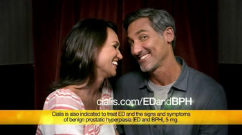 Cialis TV Spot, \'She\'s Still The One for You\'
