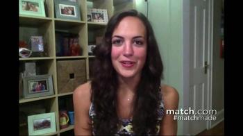 Match.com TV Spot, 'Lauren Telling' - Thumbnail 2
