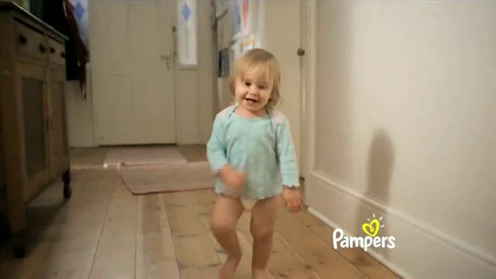 Pampers Cruisers Commercial Televisivo