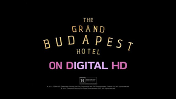 The Grand Budapest Hotel Digital HD TV Spot - Thumbnail 9