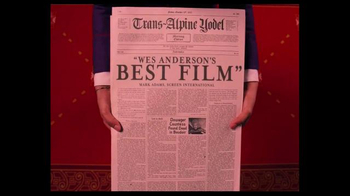 The Grand Budapest Hotel Digital HD TV Spot - Thumbnail 4