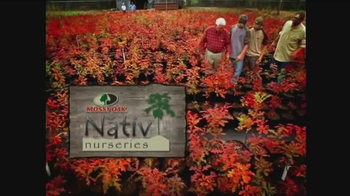 Nativ Nurseries TV Spot