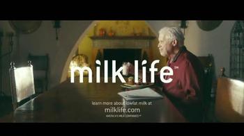 Milk Life TV Spot, 'Tango' - Thumbnail 6