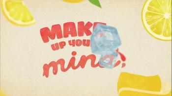 Diet Snapple Half 'n Half TV Spot, 'Snapple Says' - Thumbnail 6