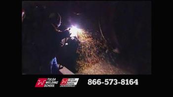 Tulsa Welding School TV Spot, 'Anywhere' - Thumbnail 1