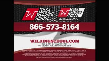 Tulsa Welding School TV Spot, 'Anywhere' - Thumbnail 10