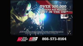 Tulsa Welding School TV Spot, 'Anywhere' - Thumbnail 6