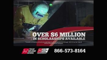 Tulsa Welding School TV Spot, 'Anywhere' - Thumbnail 9