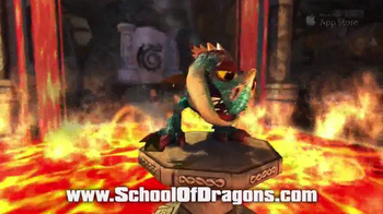 School of Dragons TV Spot