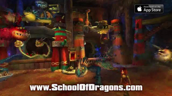 School of Dragons TV Spot - Thumbnail 5