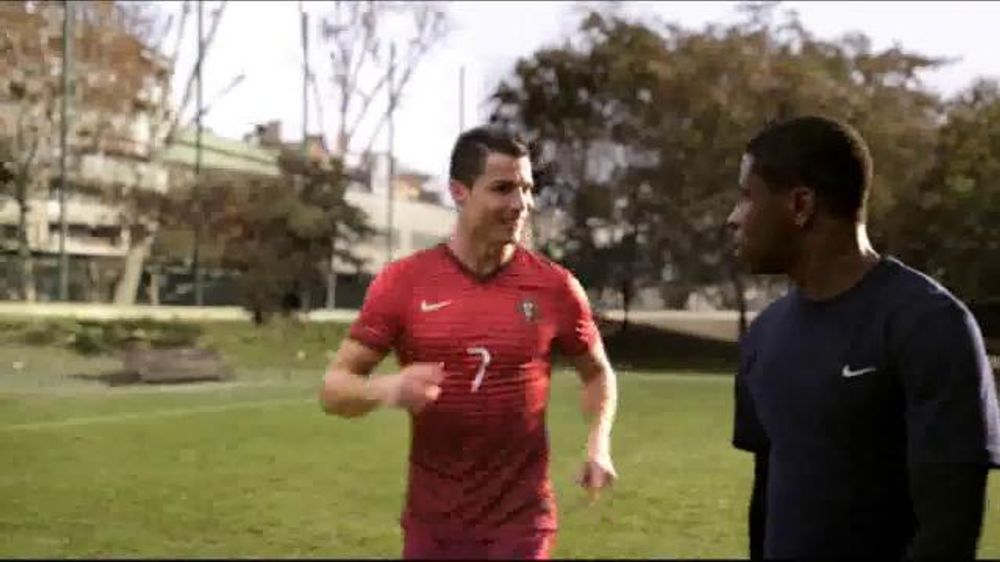 size 40 4d180 c59d5 Nike Soccer TV Commercial,  Winner Stays  Featuring Cristiano Ronaldo