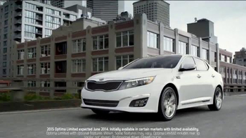 Kia Optima TV Spot, 'This Month Is All About Kia and the World Cup' - Thumbnail 1