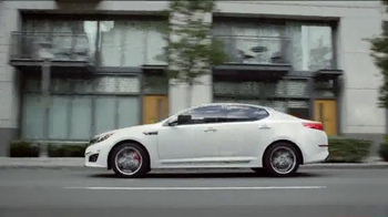 Kia Optima TV Spot, 'This Month Is All About Kia and the World Cup' - Thumbnail 4