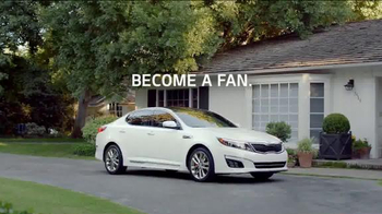 Kia Optima TV Spot, 'This Month Is All About Kia and the World Cup' - Thumbnail 8
