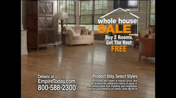 Empire Today Whole House Sale TV Spot - Thumbnail 1