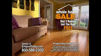 Empire Today Whole House Sale TV Spot