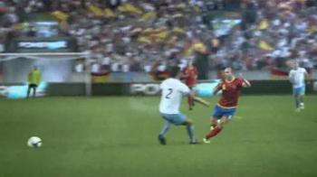 Powerade TV Spot, 'Mundial Brazil 2014' Con Andrés Iniesta [Spanish] - 53 commercial airings