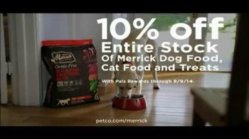 PETCO TV Spot, 'Merrick: Companions' - Thumbnail 7