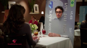CreditCards.com TV Spot 'Speed Dating' - Thumbnail 5