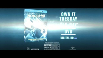 Non-Stop Blu-ray, DVD, Digital HD TV Spot - Thumbnail 10