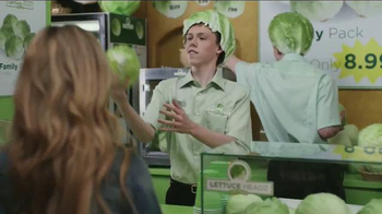 Kraft Dressing TV Spot, 'The Era of Lettuce' - Thumbnail 5
