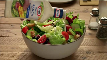 Kraft Dressing TV Spot, 'The Era of Lettuce' - Thumbnail 8