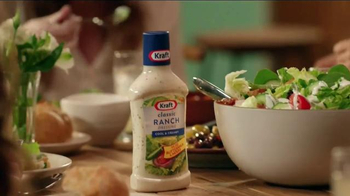 Kraft Dressing TV Spot, 'The Era of Lettuce' - Thumbnail 9
