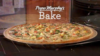 Papa Murphy's Thai Chicken Delite Pizza TV Spot, '100% Of the Flavor' - Thumbnail 4