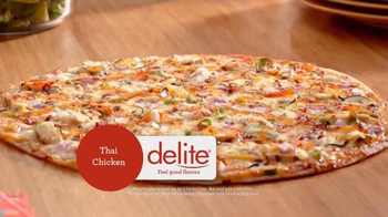 Papa Murphy's Thai Chicken Delite Pizza TV Spot, '100% Of the Flavor' - Thumbnail 5