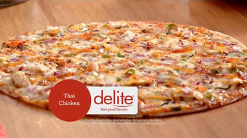 Papa Murphy's Thai Chicken Delite Pizza TV Spot, '100% Of the Flavor' - Thumbnail 6