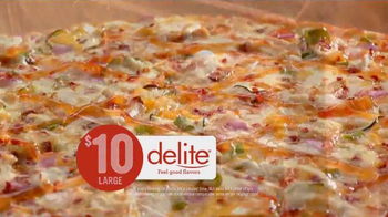 Papa Murphy's Thai Chicken Delite Pizza TV Spot, '100% Of the Flavor' - Thumbnail 7
