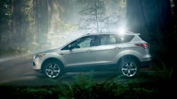 Ford Escape TV Spot, 'De Regreso' [Spanish] - Thumbnail 1
