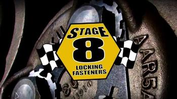 Stage 8 Locking Fasteners TV Spot - Thumbnail 1