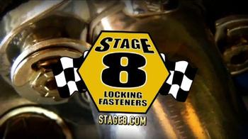 Stage 8 Locking Fasteners TV Spot - Thumbnail 10