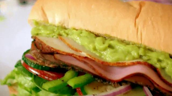 Subway Club with Avocado TV Spot, 'Ode to the Subway Club with Avocado' - Thumbnail 7