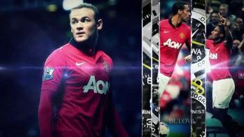 Bulova Chronograph TV Spot, 'Manchester United' - Thumbnail 1