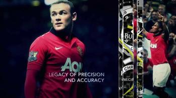 Bulova Chronograph TV Spot, 'Manchester United' - Thumbnail 2