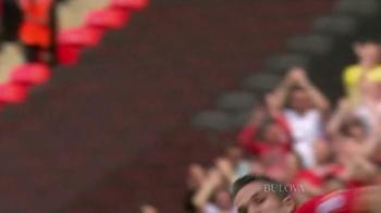Bulova Chronograph TV Spot, 'Manchester United' - Thumbnail 5
