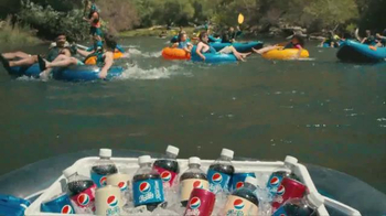Pepsi-Cola TV Spot, 'Lost Cooler' - 2328 commercial airings