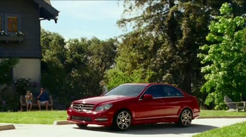 2014 C250 Mercedes-Benz Sport Sedan TV Spot