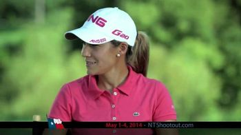 LPGA North Texas Shootout TV Spot Featuring Stacy Lewis and Azahara Munoz - 4 commercial airings