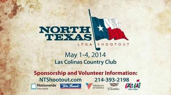 LPGA North Texas Shootout TV Spot Featuring Stacy Lewis and Azahara Munoz - Thumbnail 10